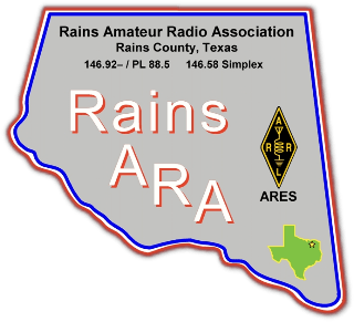 Rains Amateur Radio Association