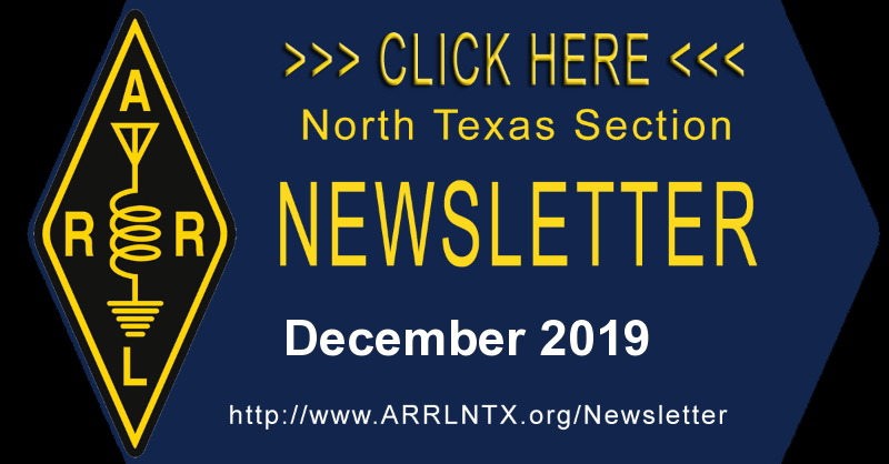 North Texas Section December 2019 Newsletter