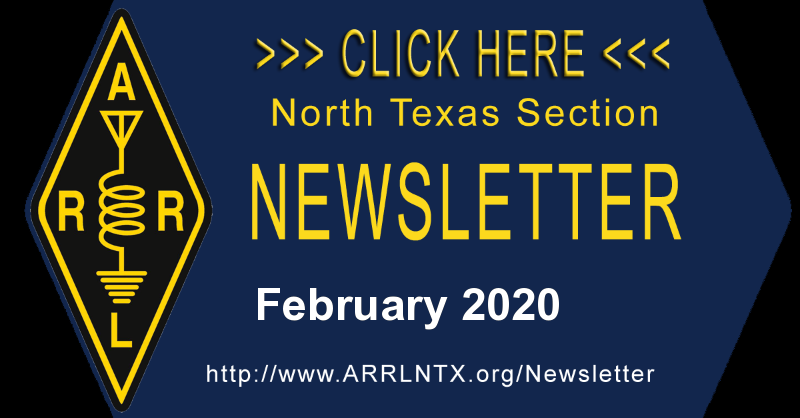 North Texas Section February 2020 Newsletter