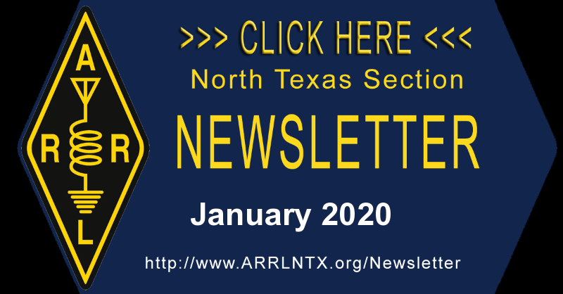 North Texas Section January 2020 Newsletter