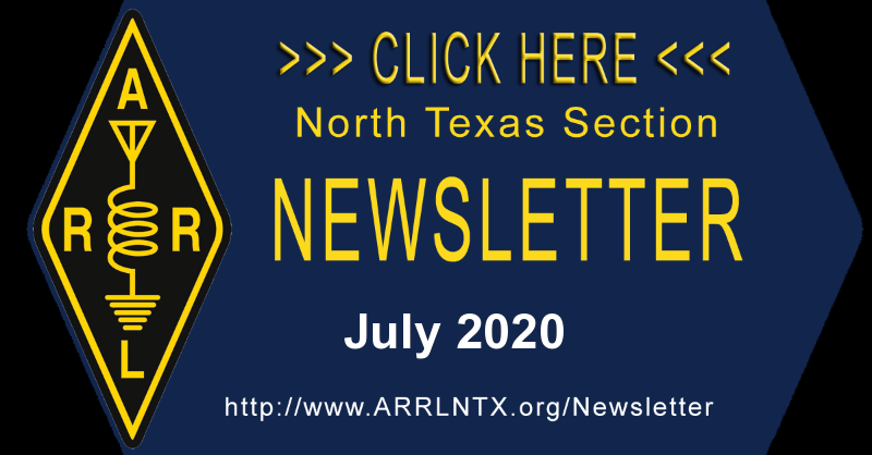 North Texas Section July 2020 Newsletter