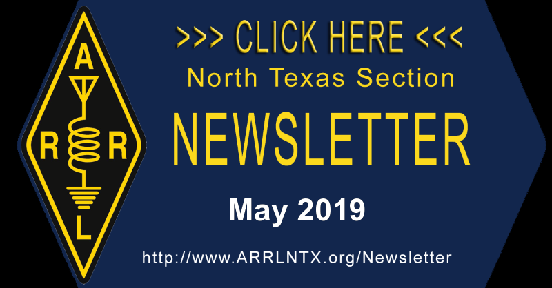 North Texas Newsletter May 2019