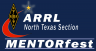 ARRL North Texas Section Mentorfest Social Media Banner