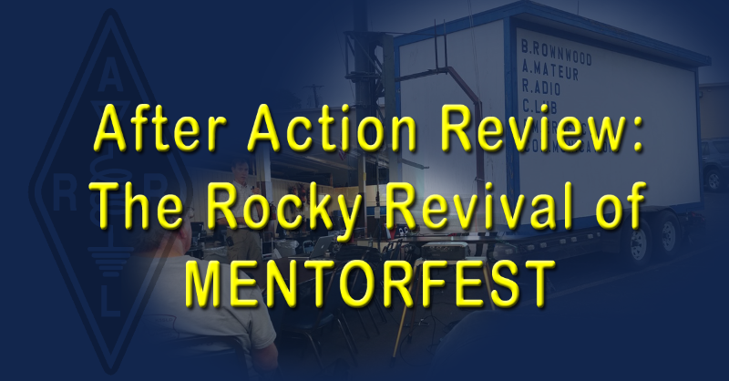 The Rocky Revival:  After Action Review of Mentorfest 2017