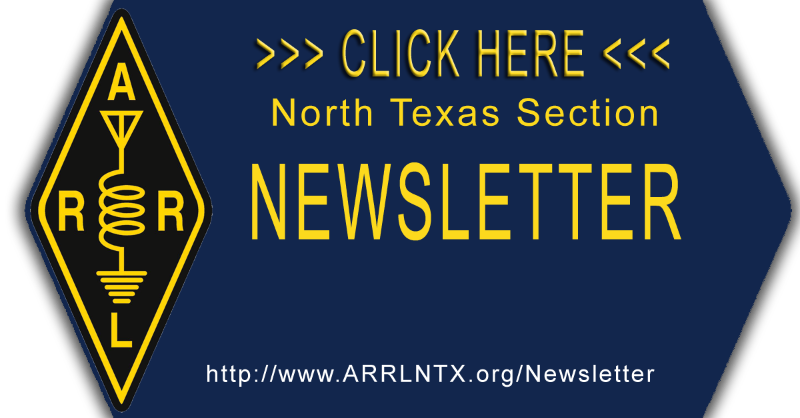 ARRL North Texas Section News - North Texas Section