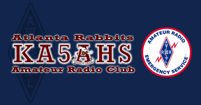 Radio Rabbits Join ARES and Provide Communications Support