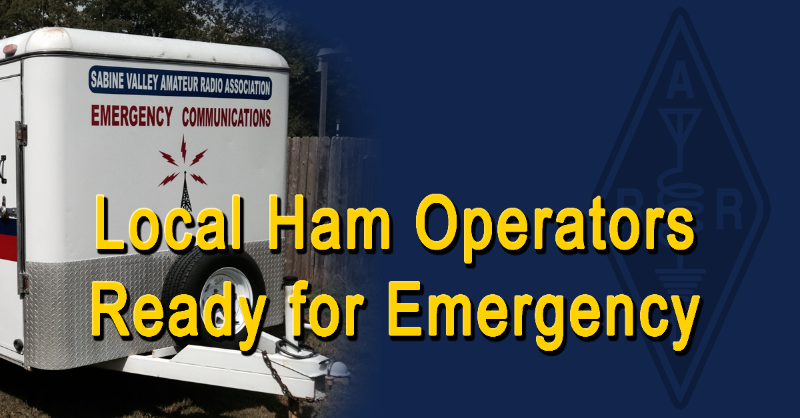 Local Ham Radio Operators Ready for Emergency